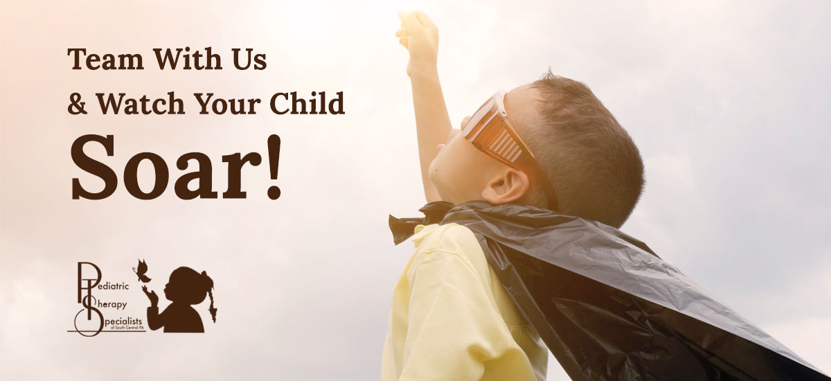 Team with us and watch your child soar!